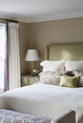 Bedroom - Curtain