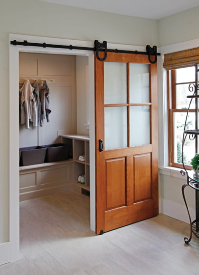 Window - Closet