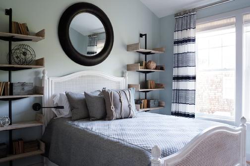 Interior Design Services - Bed frame