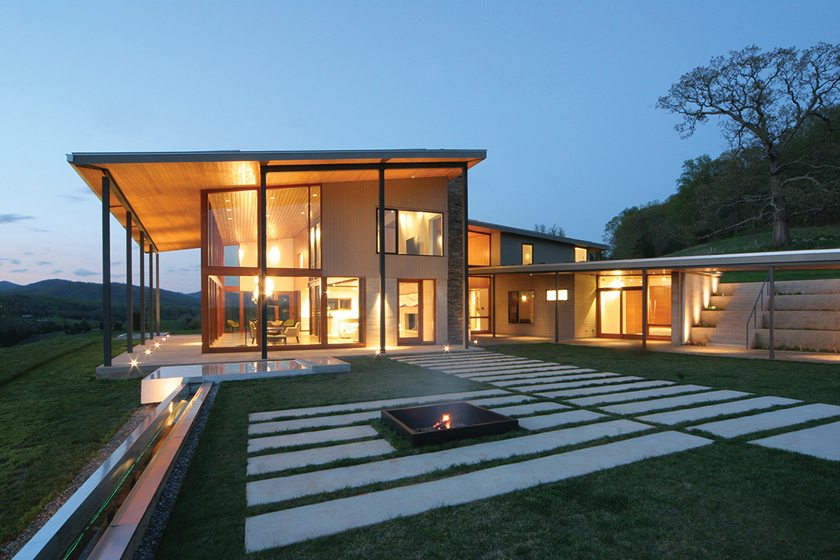Carter & Burton Architecture - House