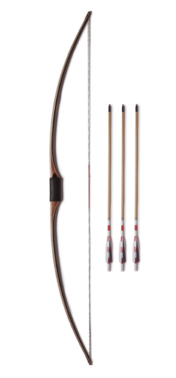 Ranged weapon - Bow and arrow