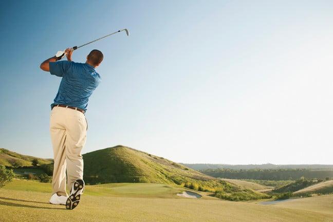 Golf - Golf club