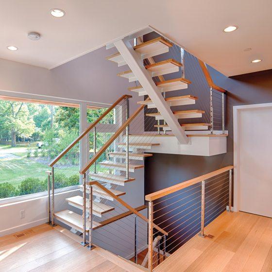 Anthony Wilder Design/Build, Inc. - Stairs