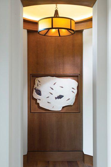 Light fixture - Door