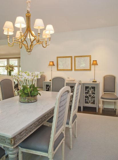 Interior Design Services - Chair