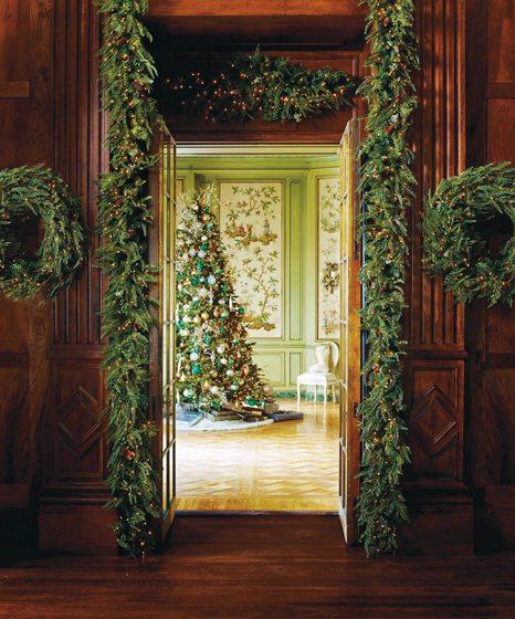 Christmas tree - Christmas Day