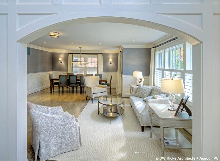 Living room - Ceiling