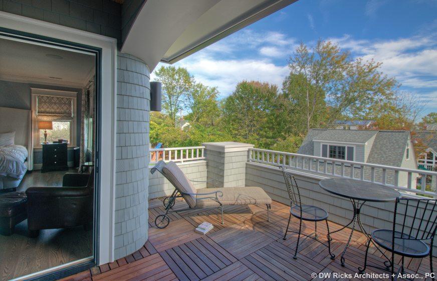 Real Estate - Deck