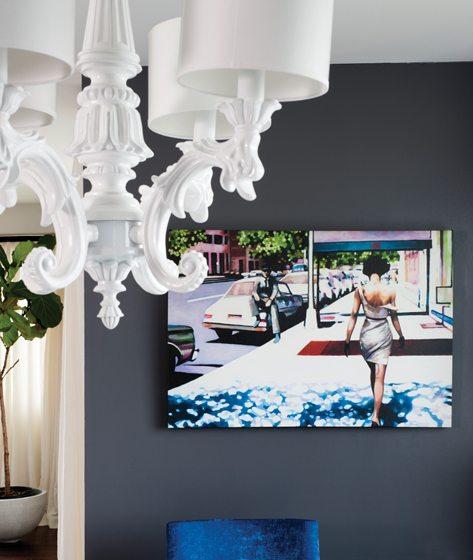 Interior Design Services - Lampshade