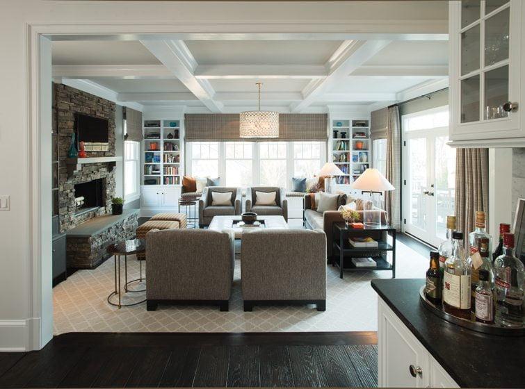 Living room - Furniture