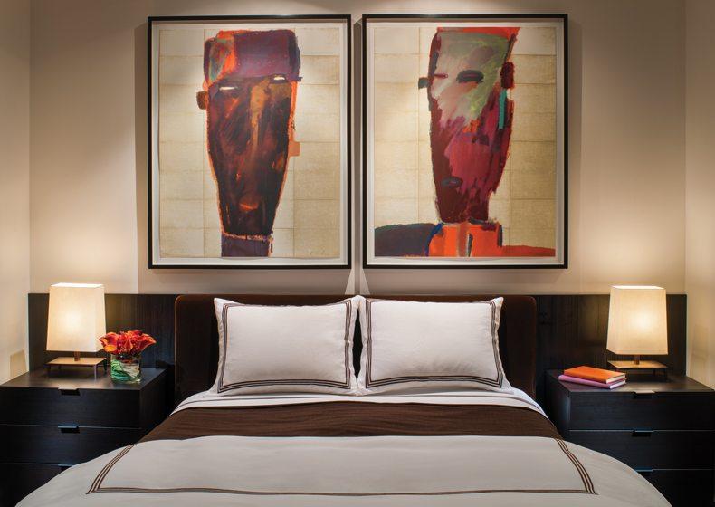 Interior Design Services - Modern art