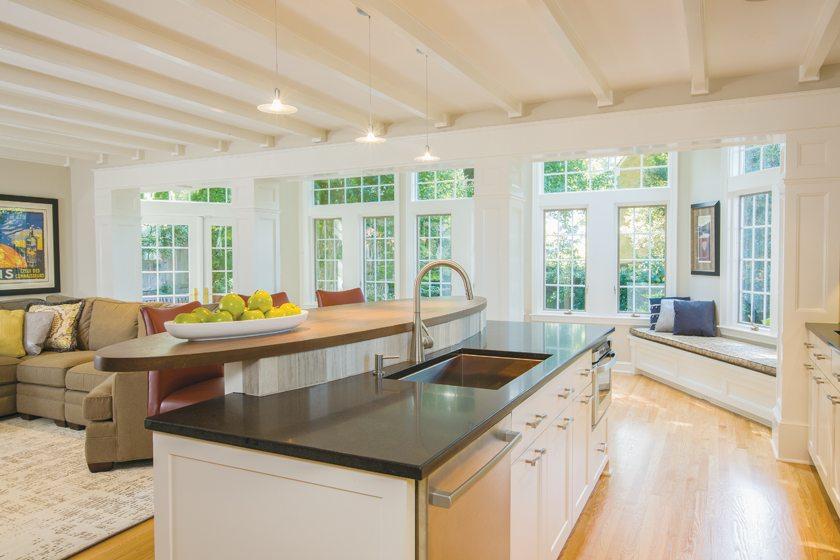 Kitchen - Sunroom
