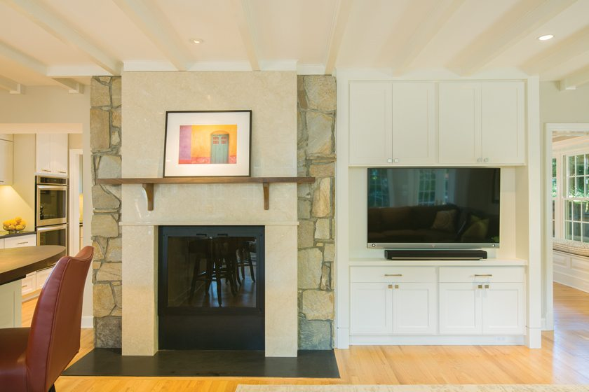 Living room - Wall