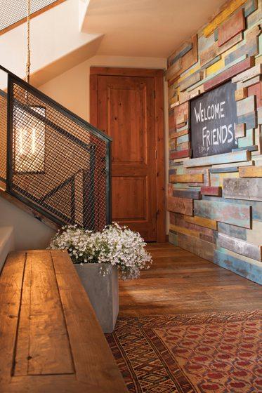 Wall - Living room