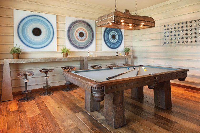 Billiard room - Table