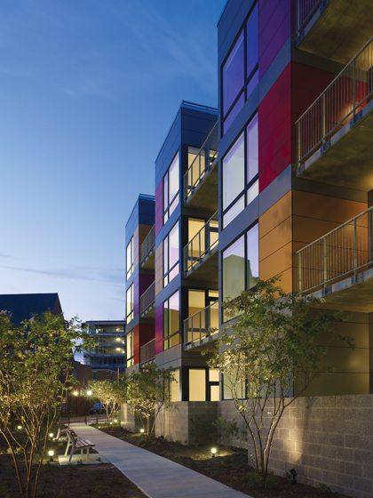 Residential area - Condominium