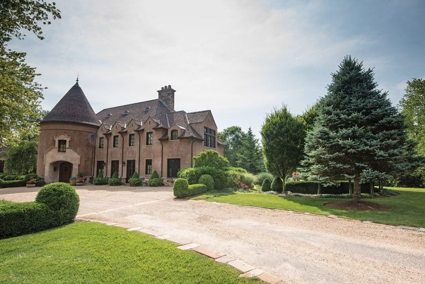 House - English country house