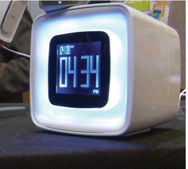 Electronics - Alarm clock