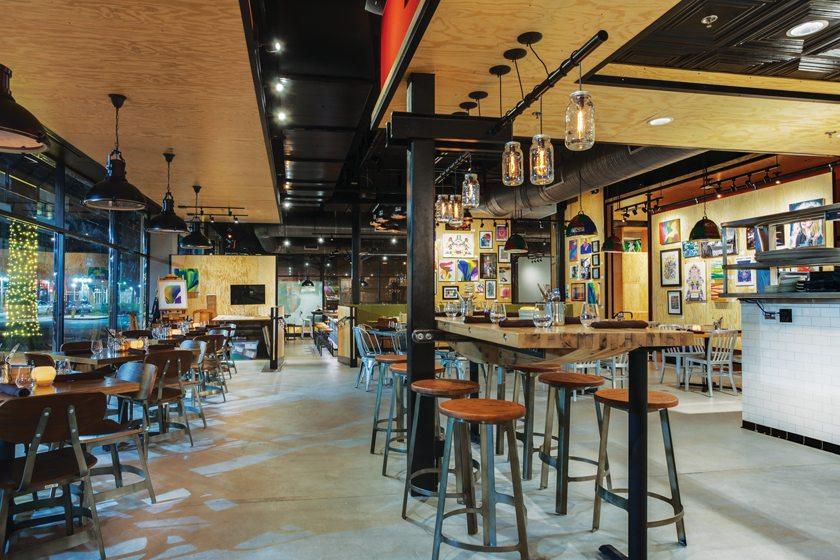 Restaurant - Cafe