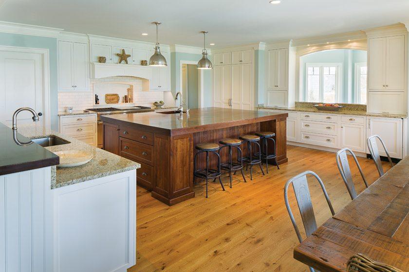 Kitchen - Hardwood