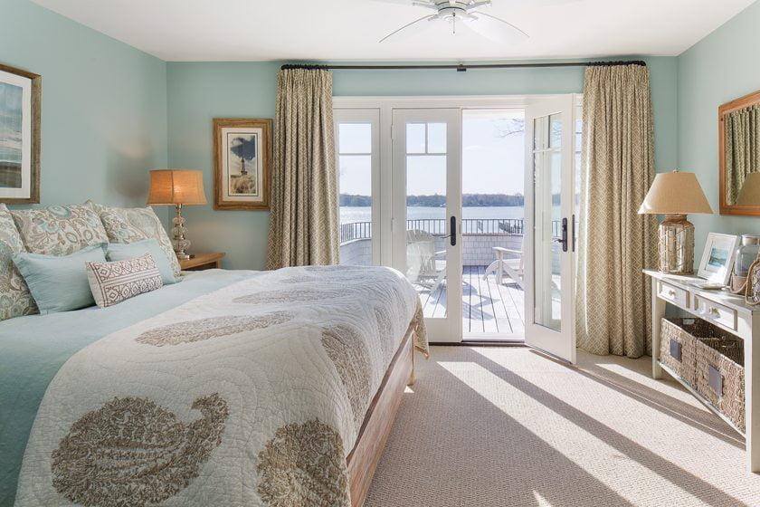 Bedroom - Window treatment