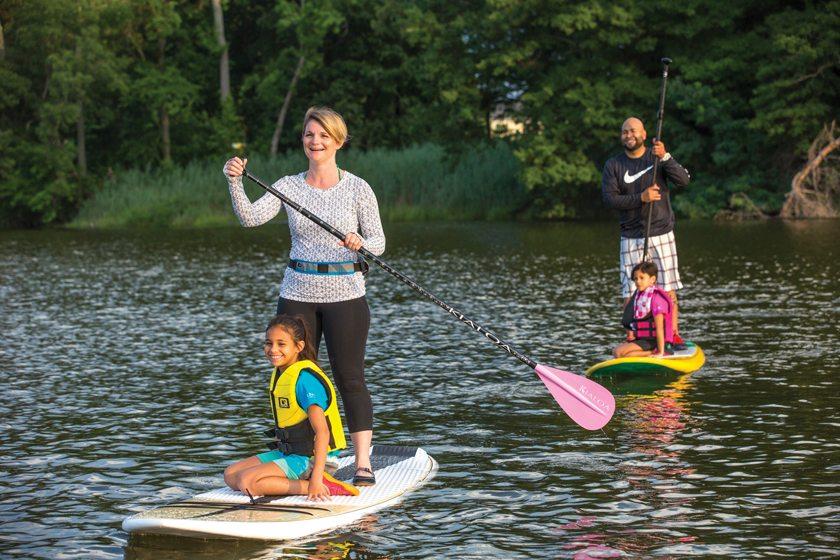 Water - Surfboard