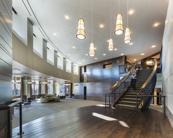 Cox Graae & Spack Architects - Interior Design Services