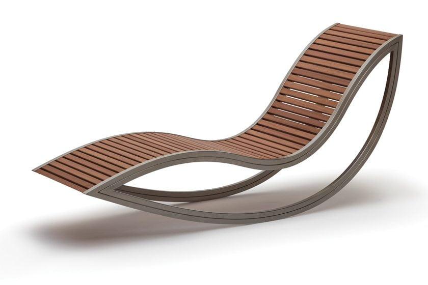 Chair - Chaise longue