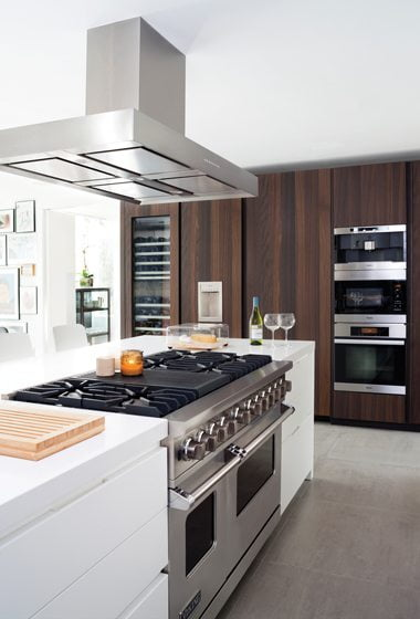 Kitchen stove - Interior Design Services