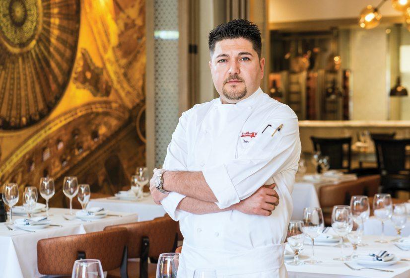 Ottoman Taverna - Chef