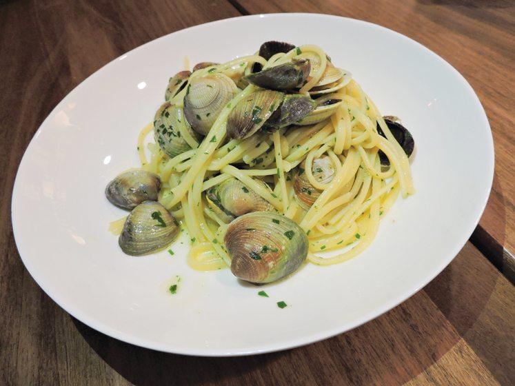 Clam sauce - Carbonara