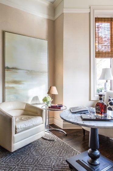 Living room - Curtain