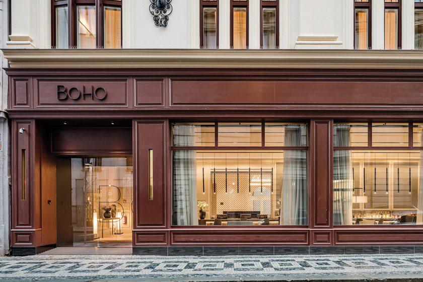 BoHo Hotel Prague - Hotel