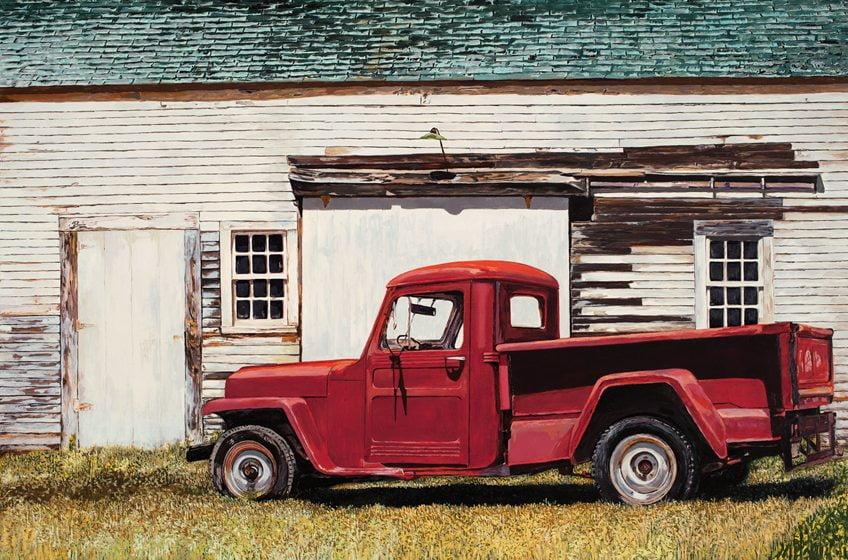 Pickup truck - Jeep