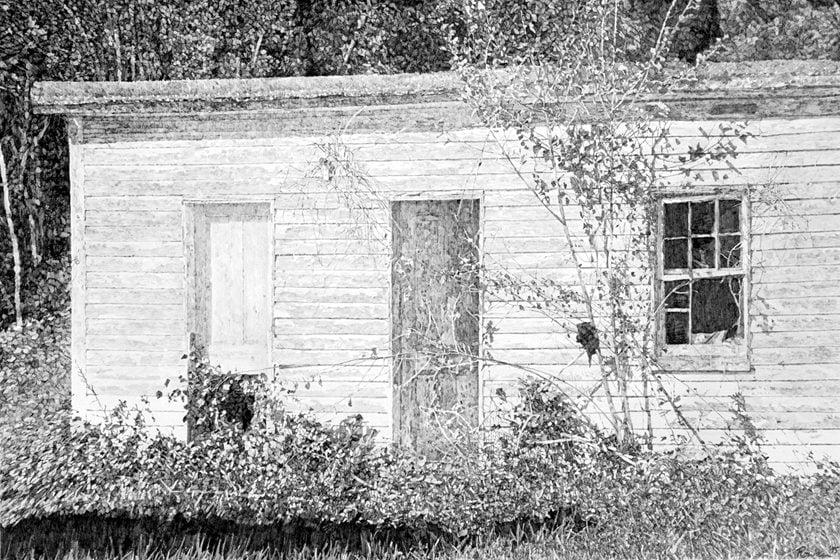 Black and white - Monochrome