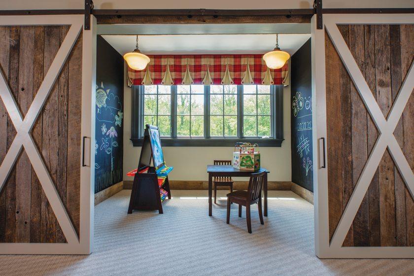 Door - Room
