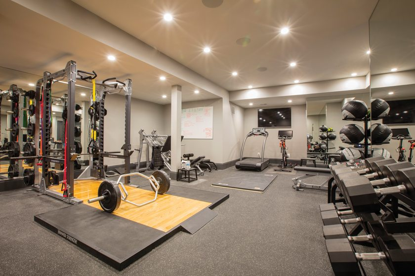 Fitness Centre - McLean