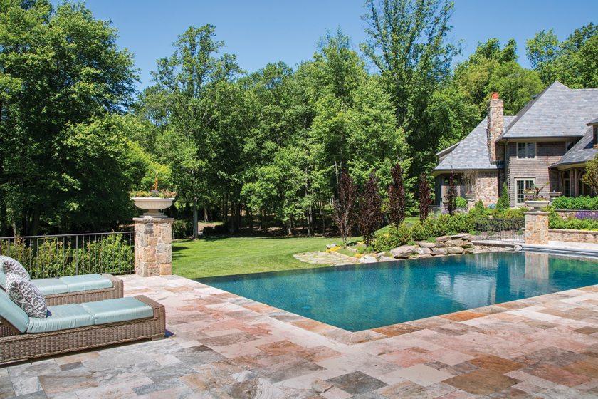 Swimming pool - Interior Design Services