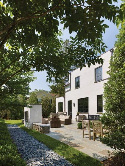 House - Landscape architecture