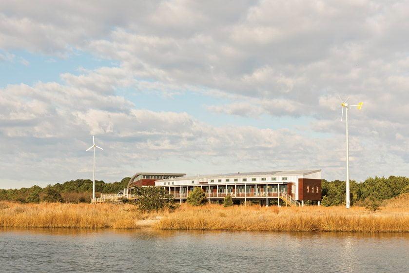 Water - Brock Environmental Center - Chesapeake Bay Foundation