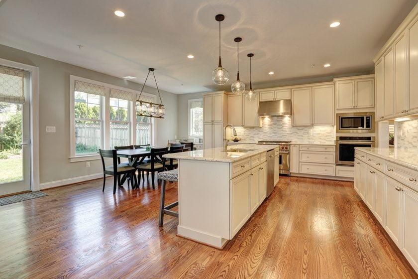 Interior Design Services - Wood flooring