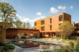 Chalon Drive - Architecture