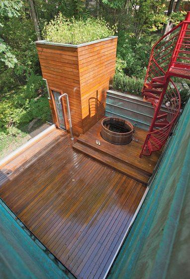 Deck - House