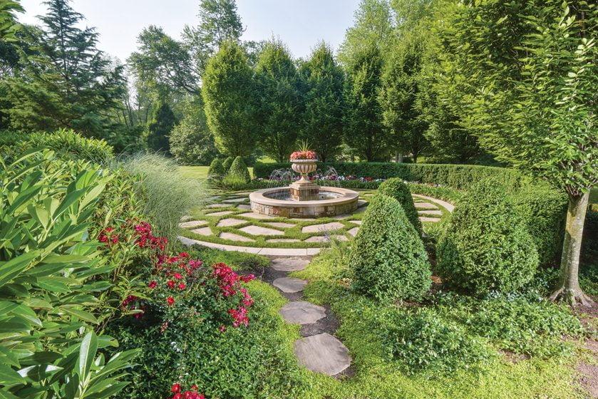 Garden - Formal garden
