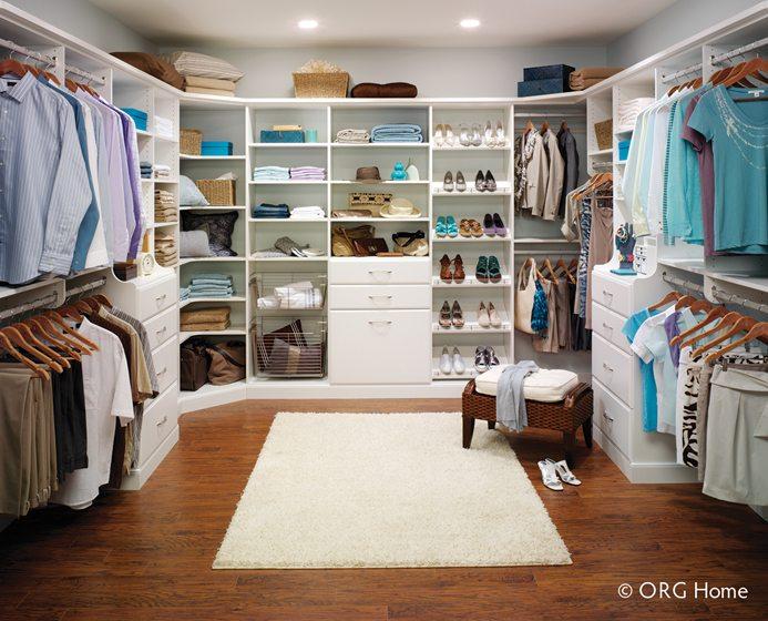 Closet - Bedroom
