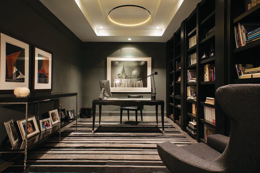 Jonathan Kuhn Architect - Andrew Law Interior Design