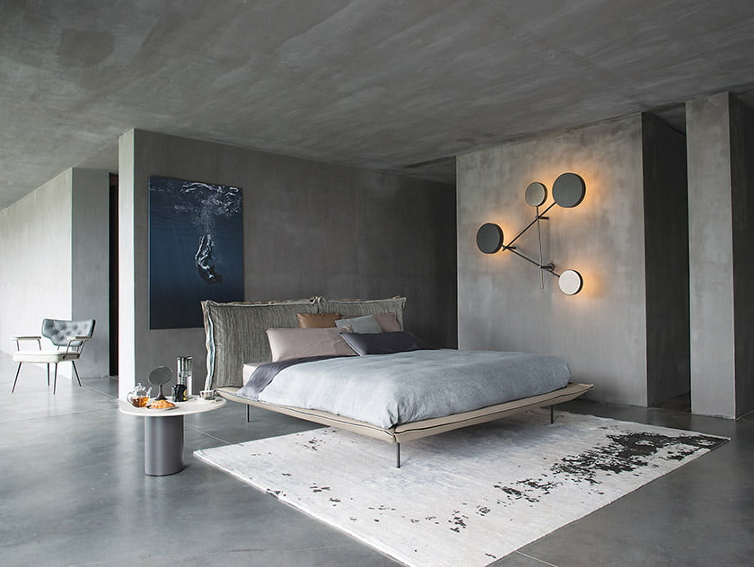 Iride, designed by Bernhardt & Vella for ArketipoFirenze.