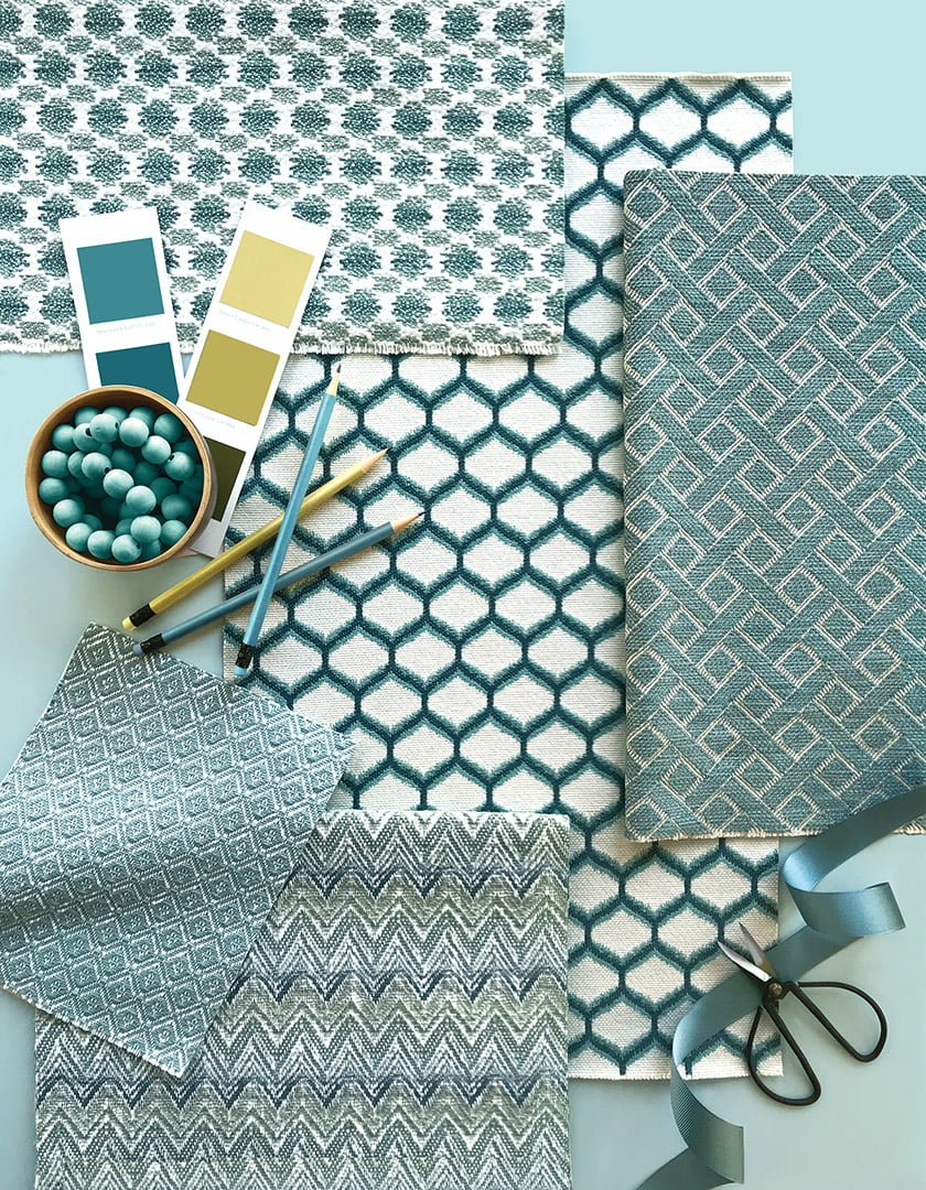 Lee Jofa's Linford Weaves collection.