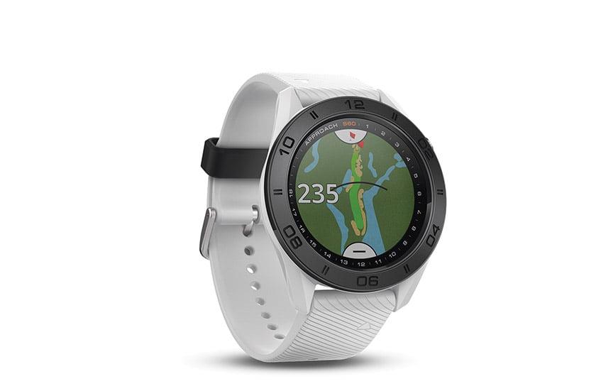 Garmin's Approach S60 GPS golf watch.