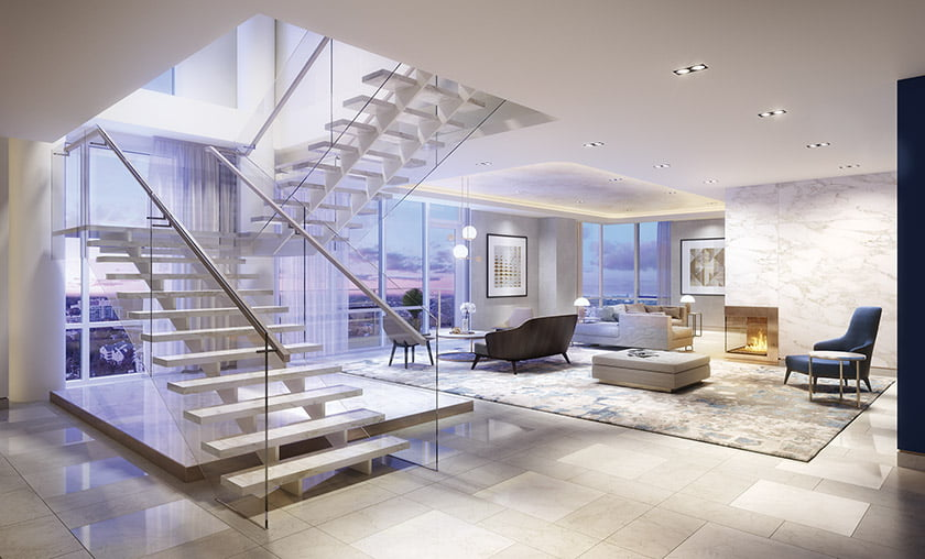 Pierce at The Highlands -A new condominium community is currently selling in Rosslyn-2